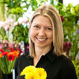 Beverley, Head Florist