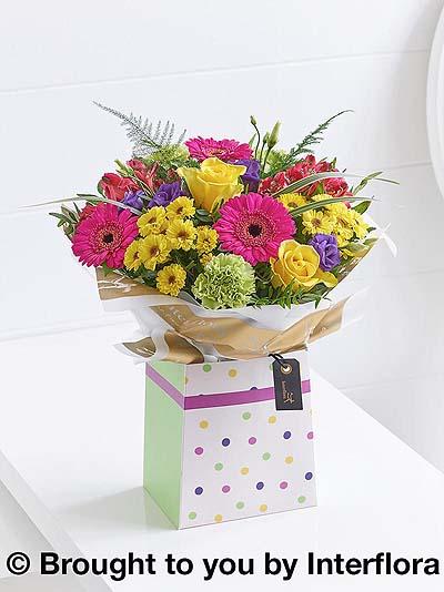 Vibrant Gift Box