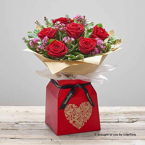 Ruby Kisses Gift Box