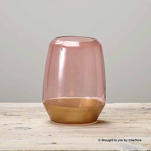 Contemporary Pink Vase
