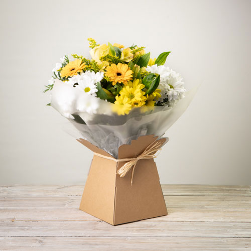 Simplicity Gift Box (Yellow)