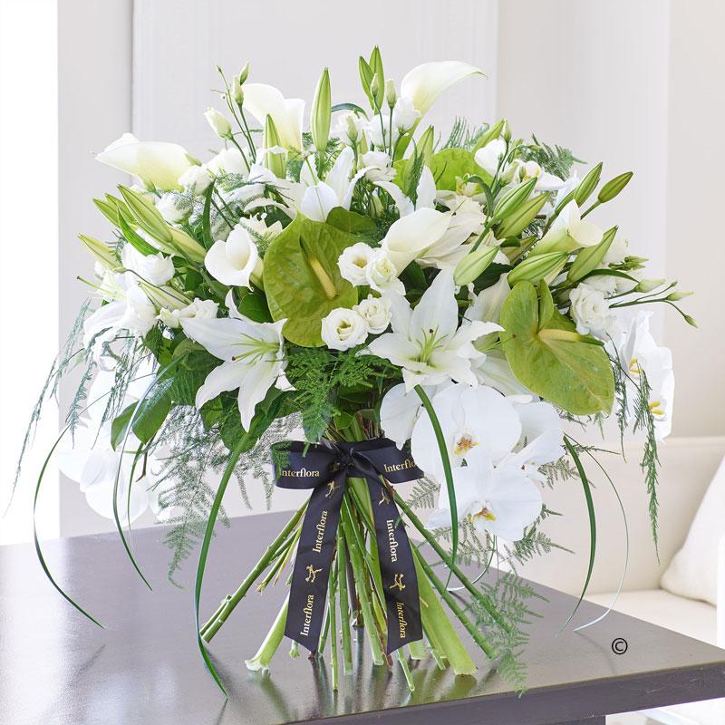 Luxury Lily & Anthurium