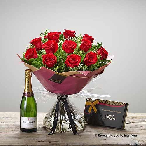 Passionate Rose Gift Set
